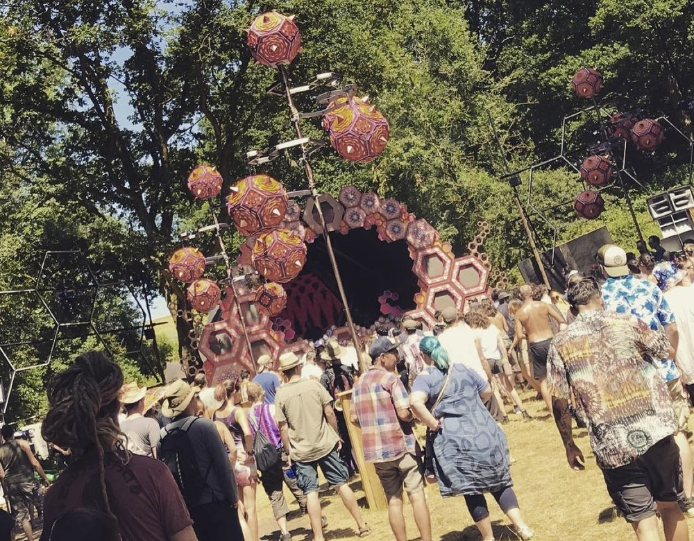 A/UK at Noisily Festival
