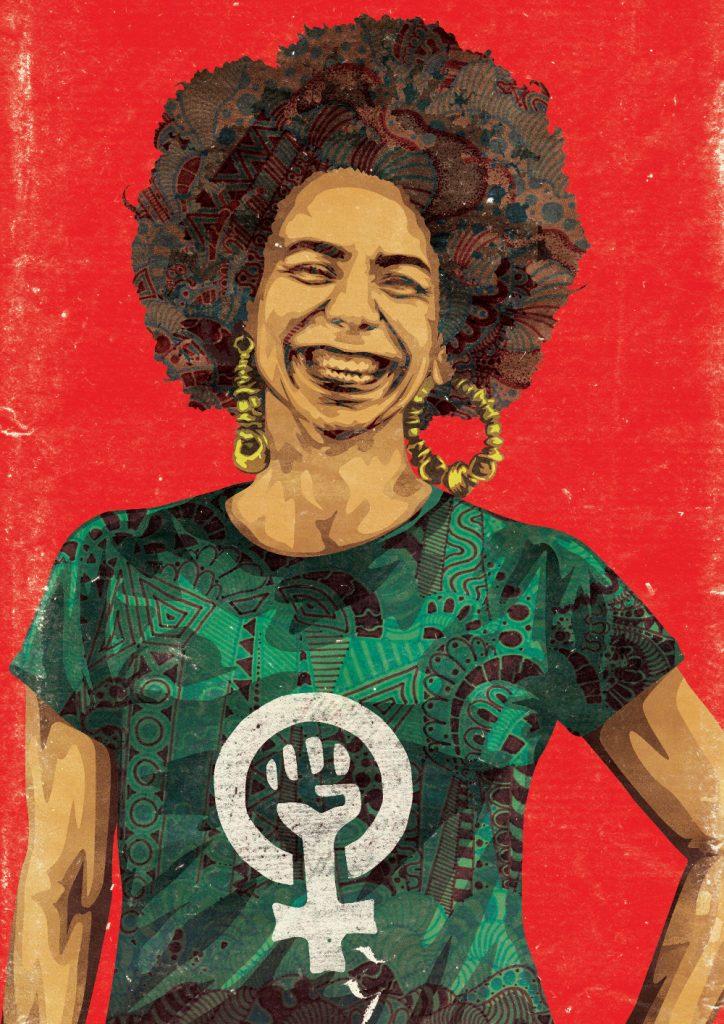 Áurea Carolina de Freitas, Cidade que Queremos, Belo Horizonte