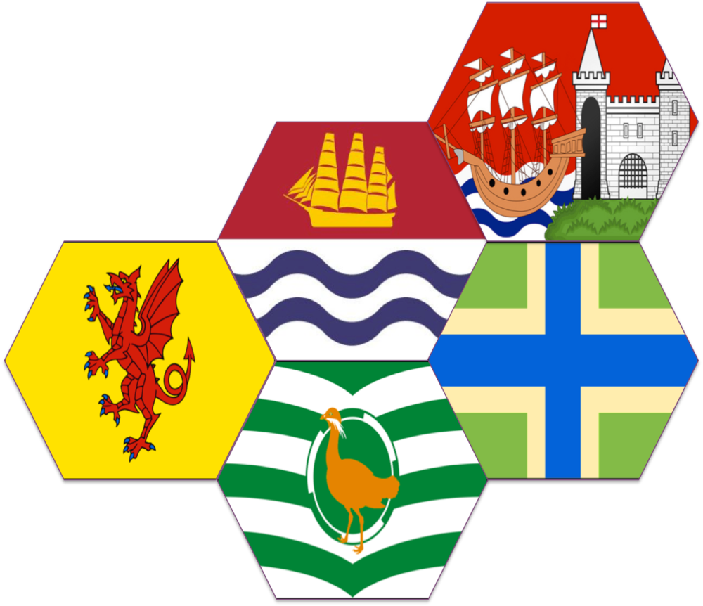 The crest of the Avon Mutual