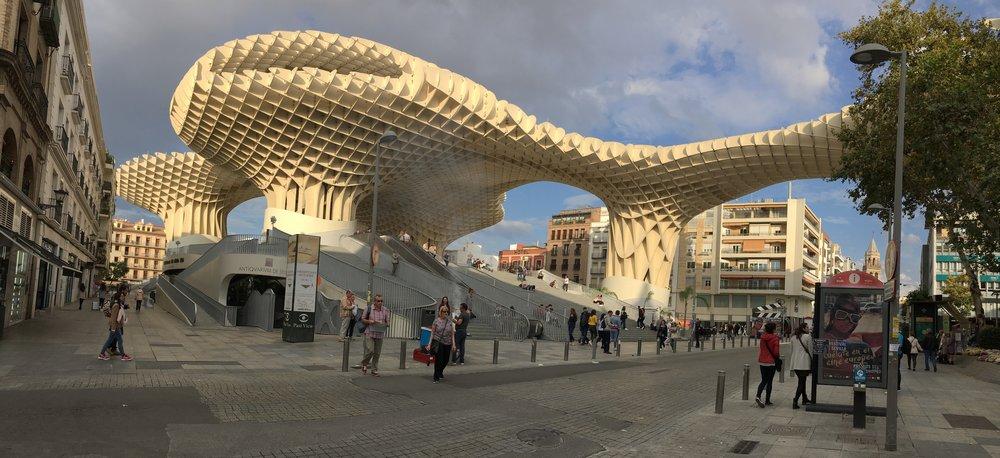 Metropol Parasol, Seville (Photo: PK)