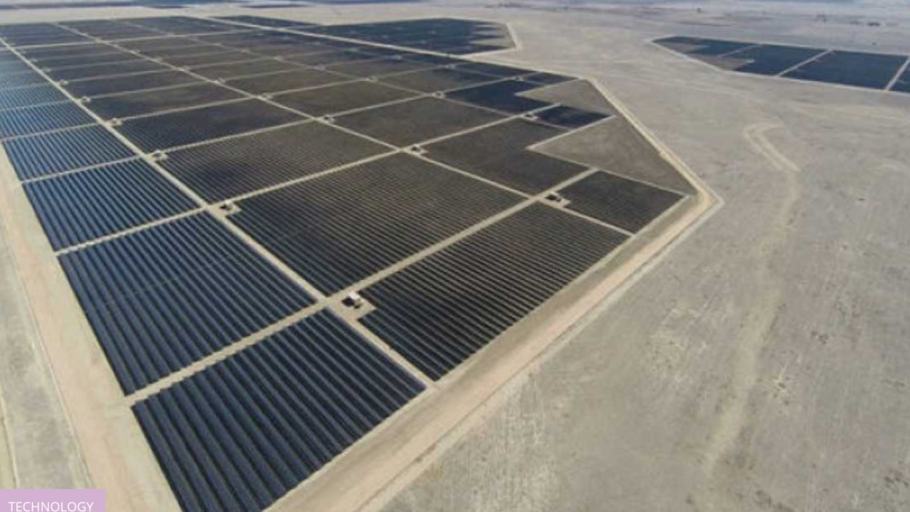 Topaz: the largest solar farm in the world