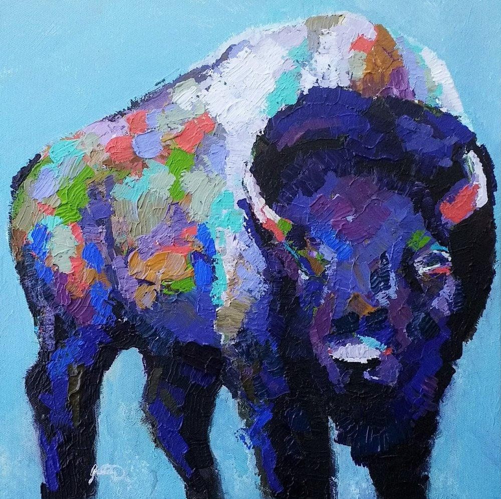 """""""Buffalo Beauty"""""""