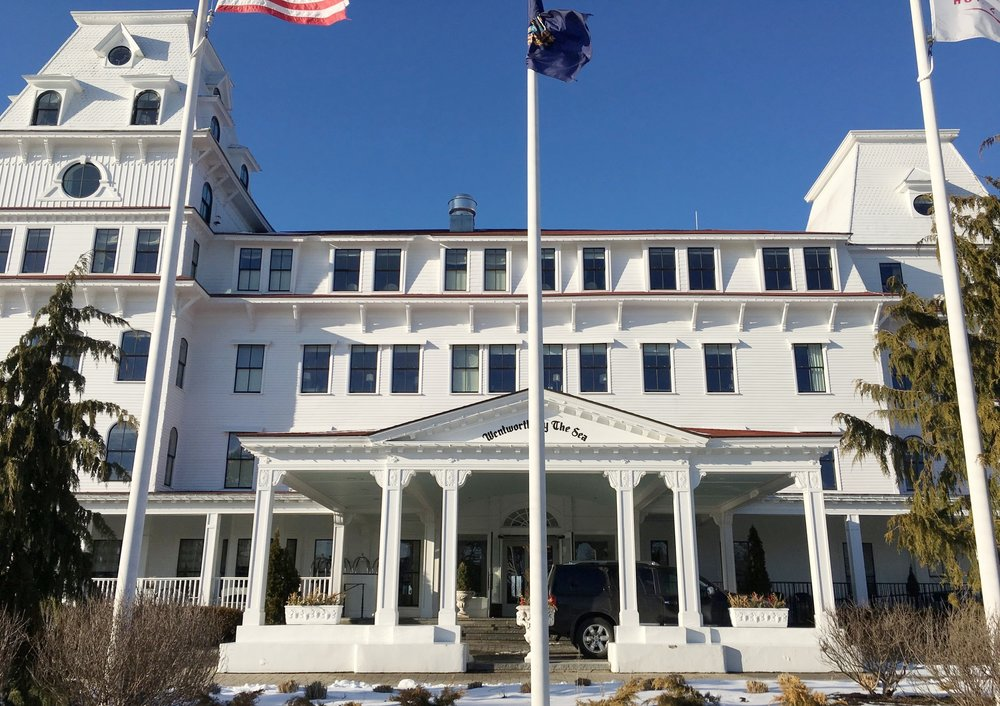 Wentworth-by-the-Sea Hotel in New Castle, New Hampshire