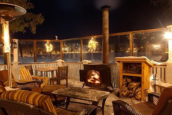 The Cottage at Mirror Lake Inn, Lake Placid, New York