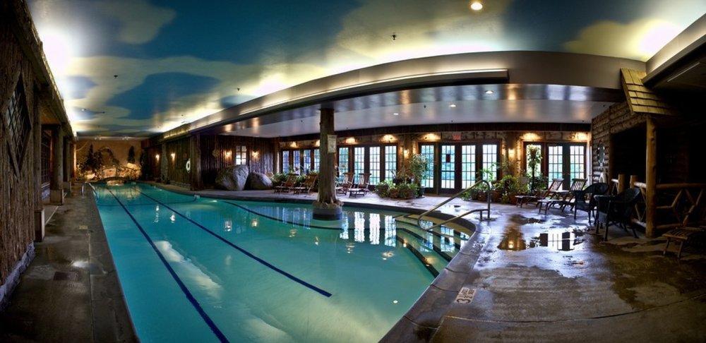 The Mirror Lake Inn, Lake Placid, New York