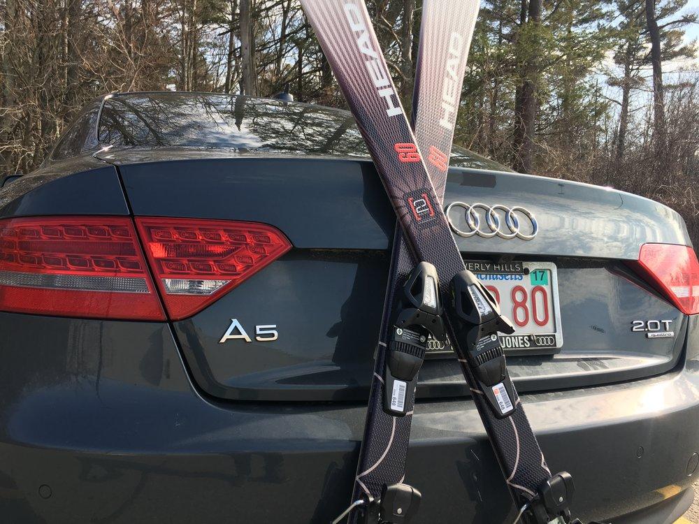 audi lake placid adirondacks ski