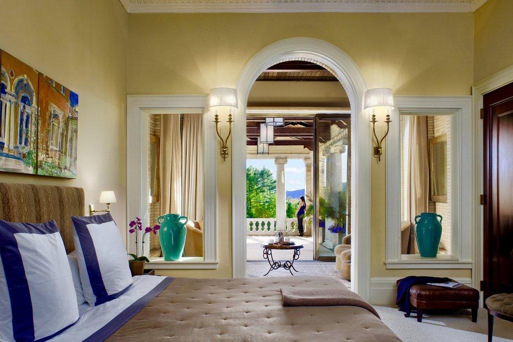 Wheatleigh Hotel in Lenox, Massachusetts