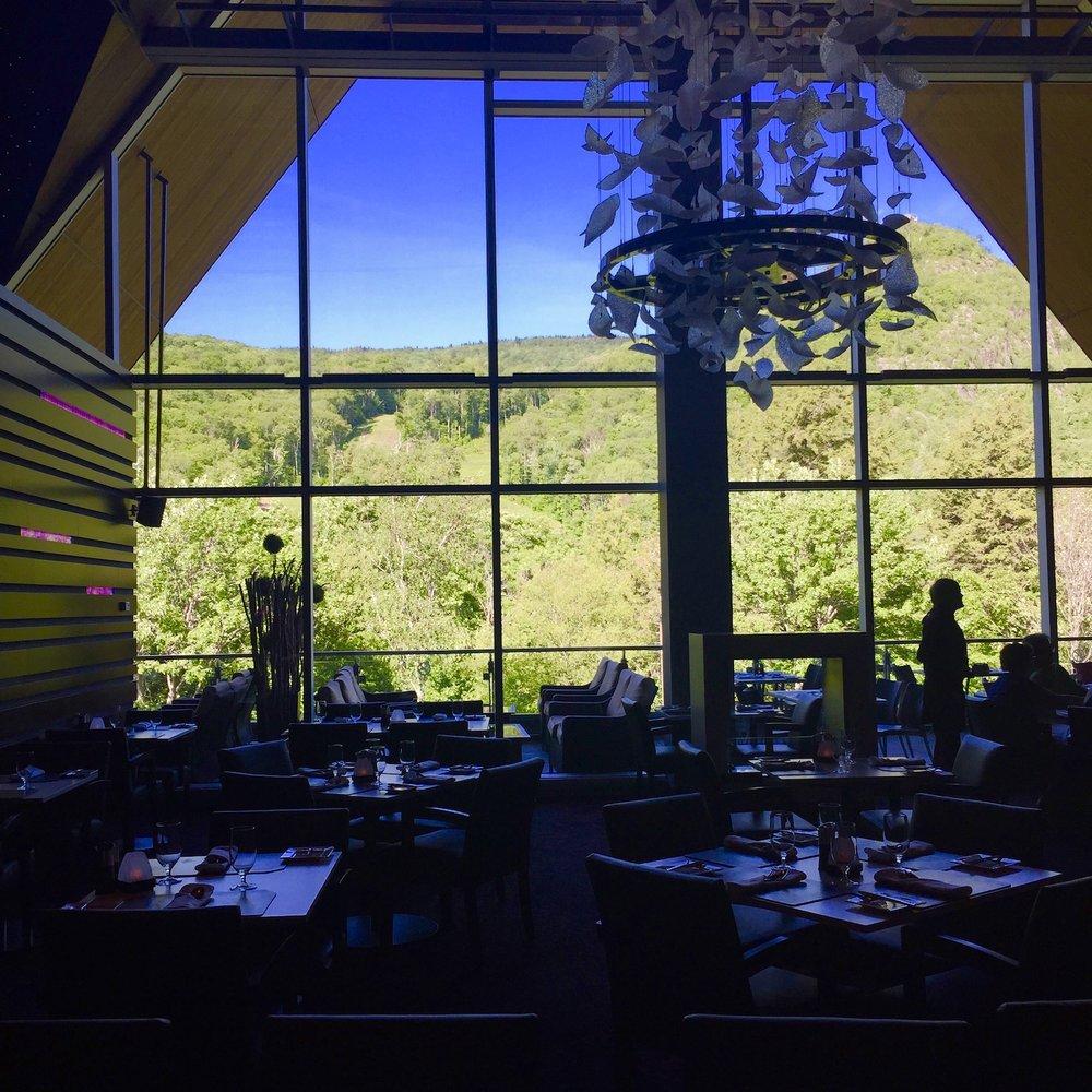 Altitude Restaurant at Casino de Mont Tremblant