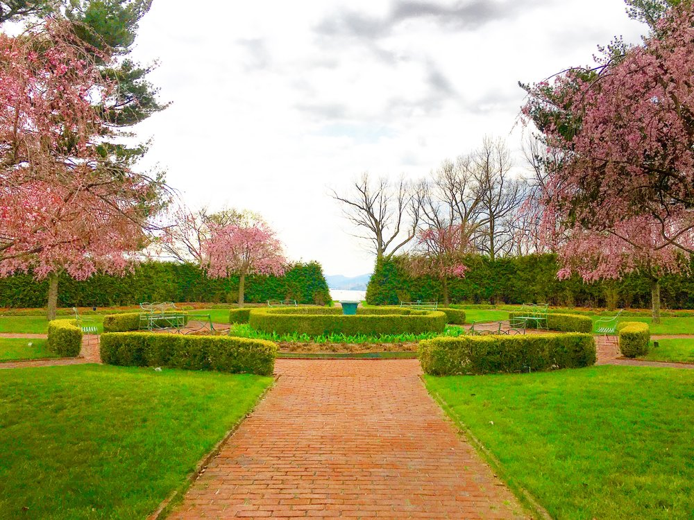 Boscobel House & Gardens in Garrison, New York