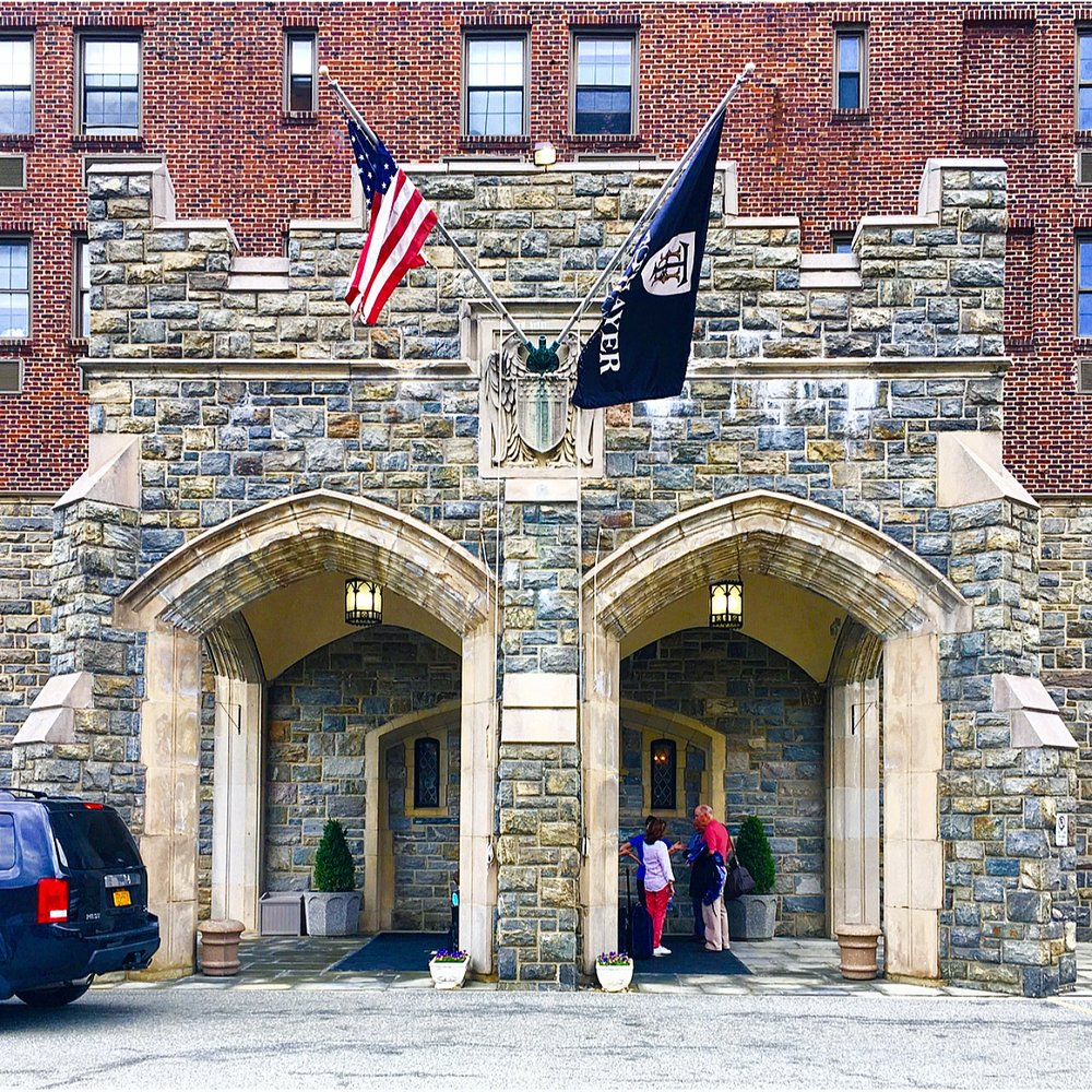 The Thayer Hotel at West Point