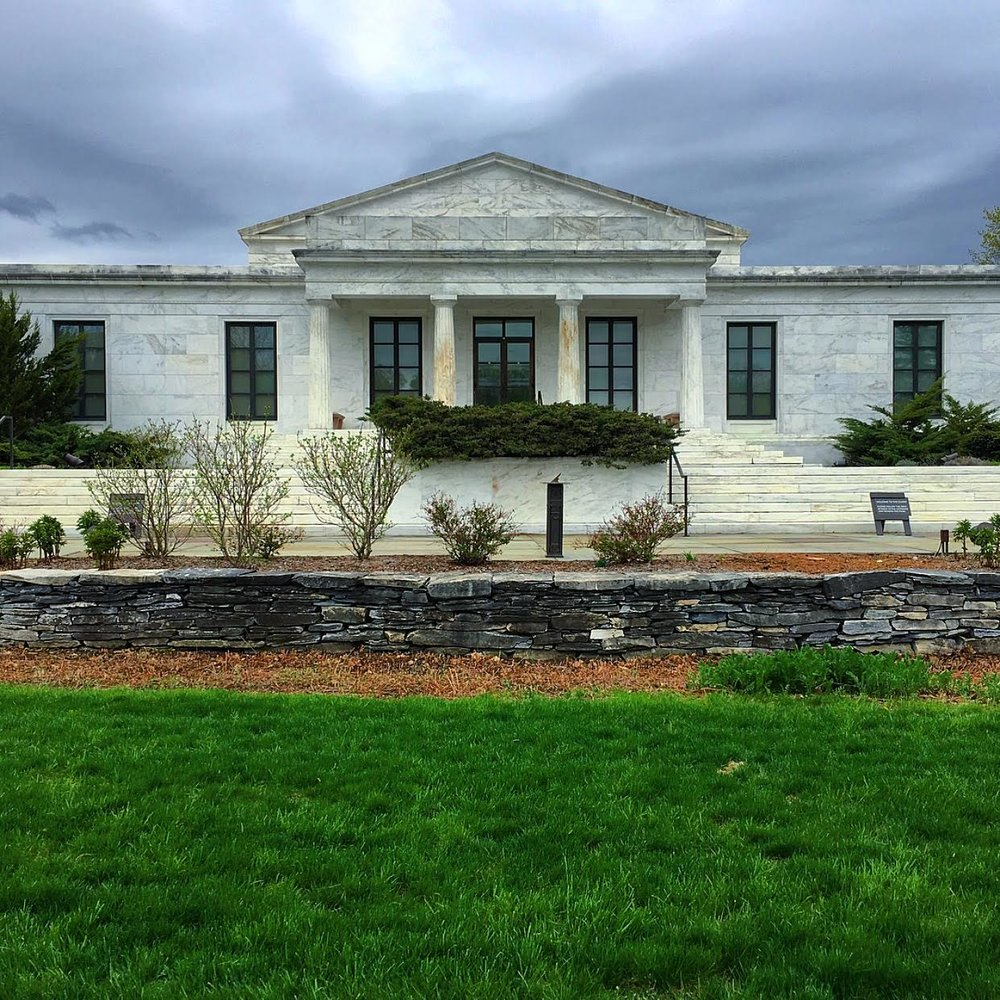 Clark Art Institute in Williamstown, Massachusetts