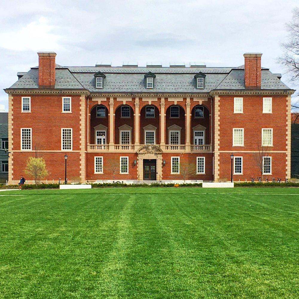 Williams College in Williamstown, Massachusetts