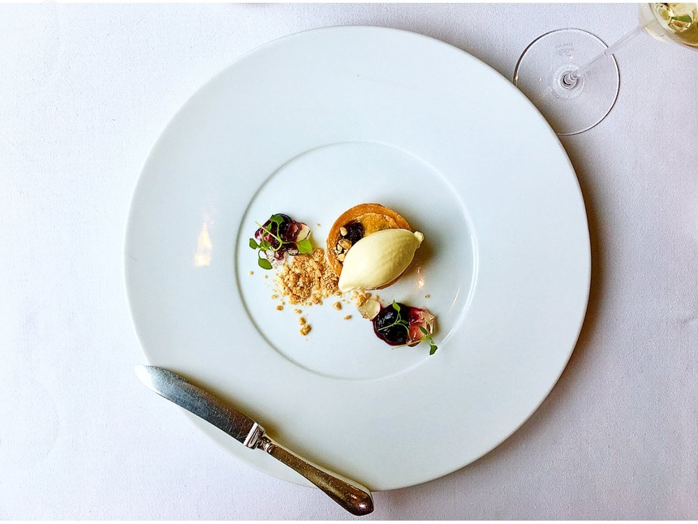 Menton, an exclusive Relais & Chateaux restaurant in Boston
