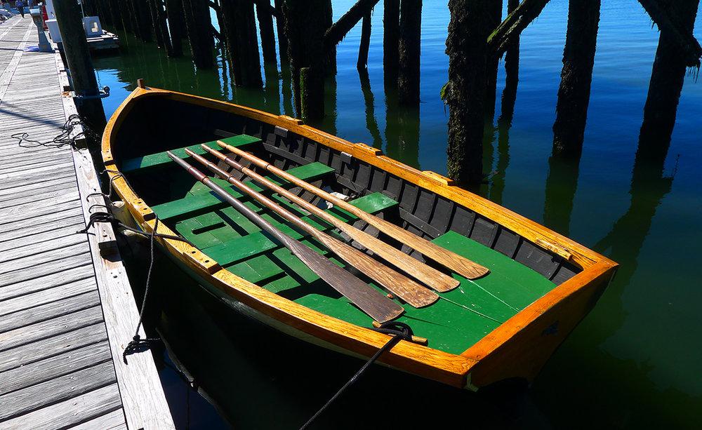 Salem Harbor in Salem, Massachusetts