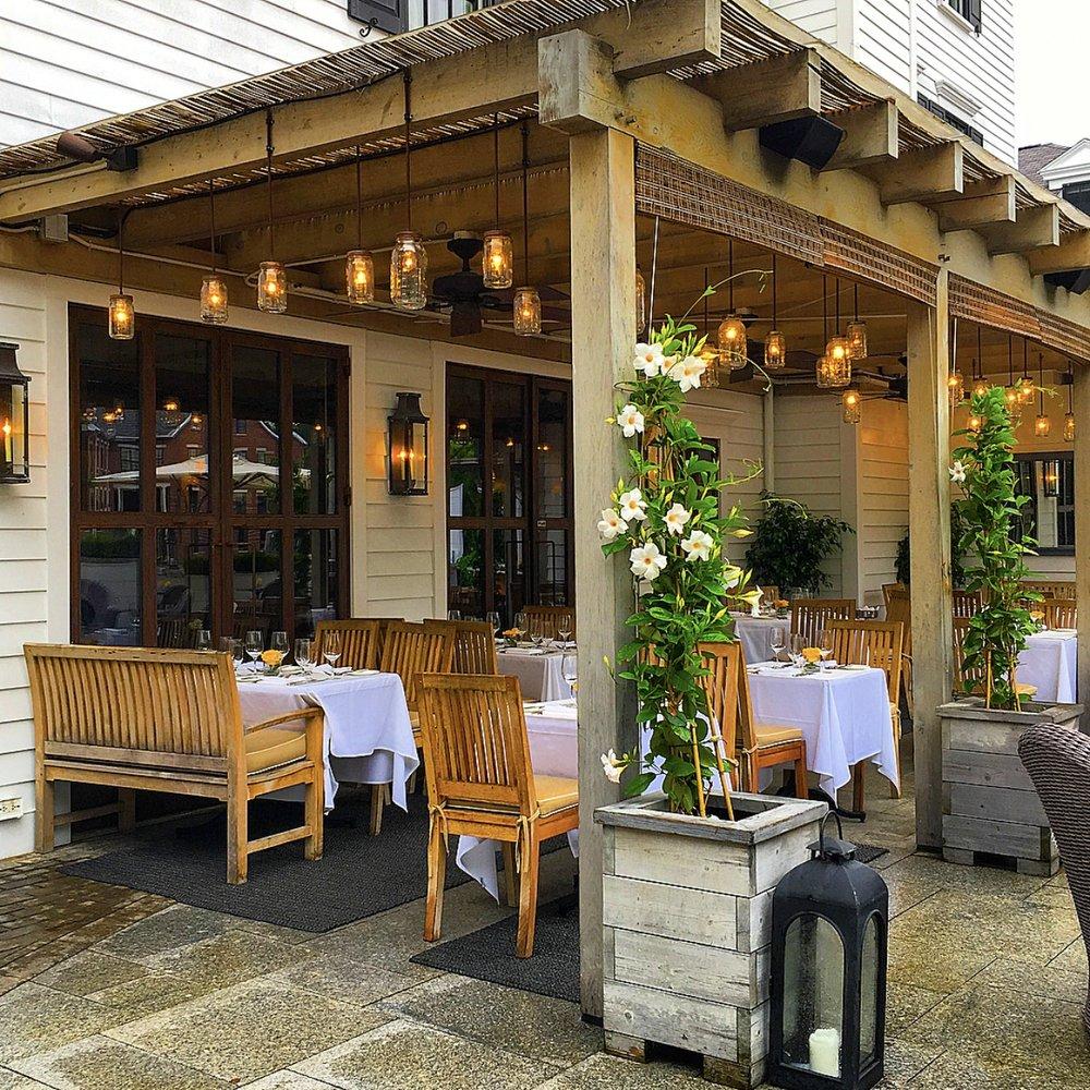 Artisan Restaurant at Delamar Southport