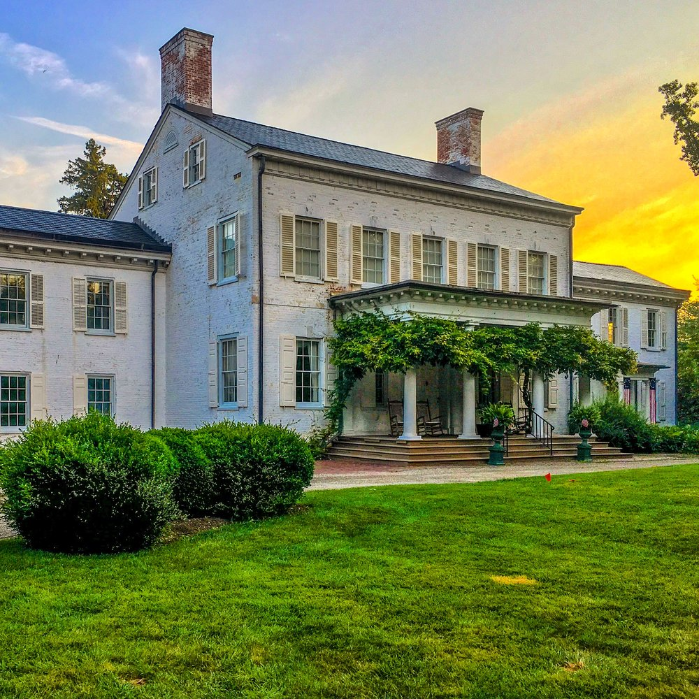 Historic homes in Princeton, New Jersey