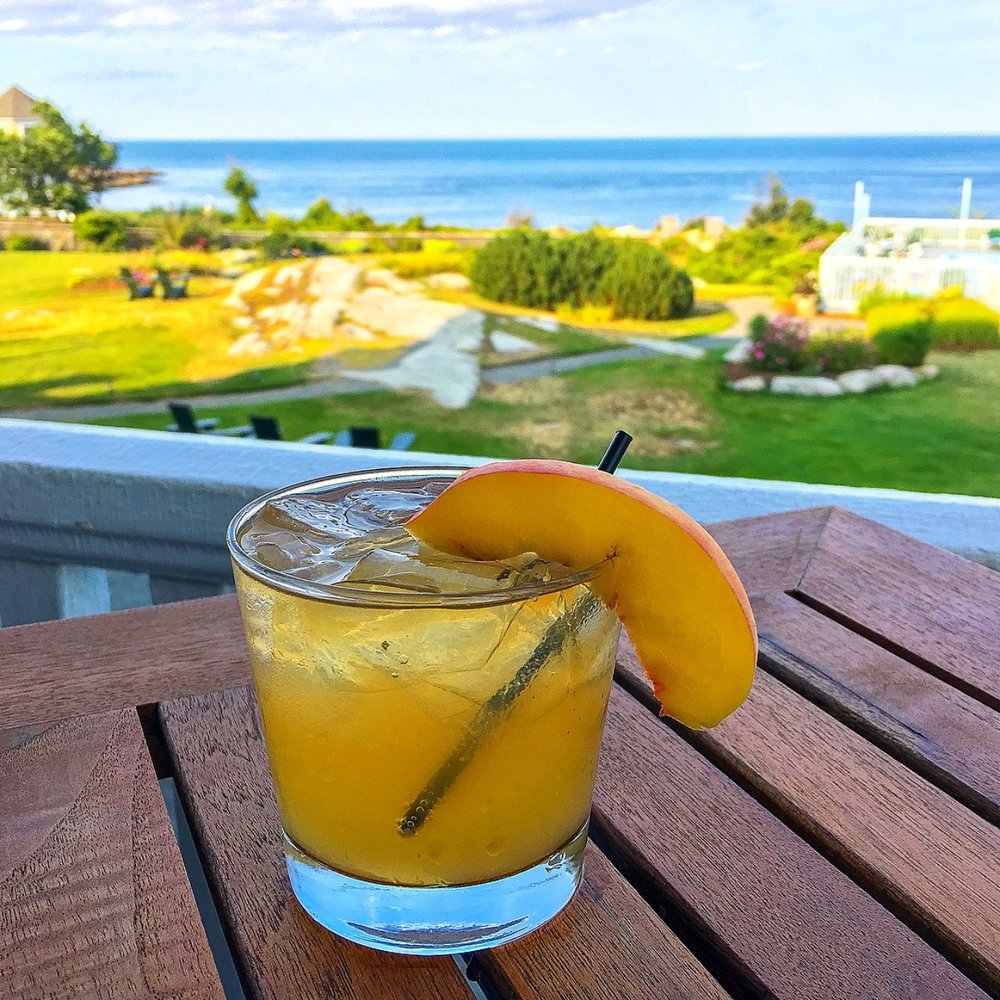 Pigeon Cove Tavern at Emerson Inn in Rockport, Massachusetts