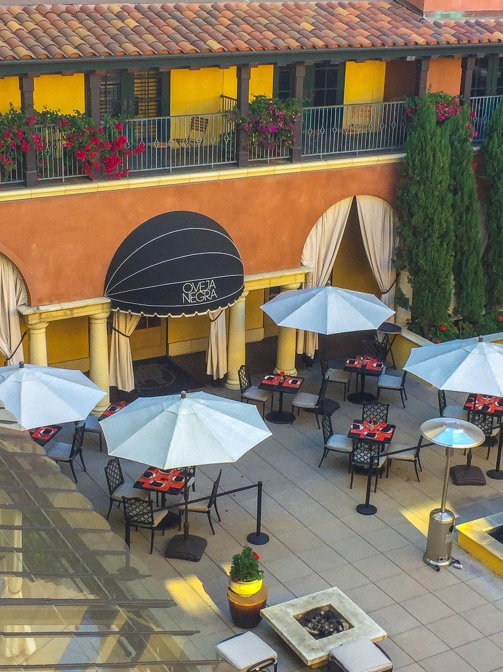 Oveja Negra at Hotel Valencia Santana Row