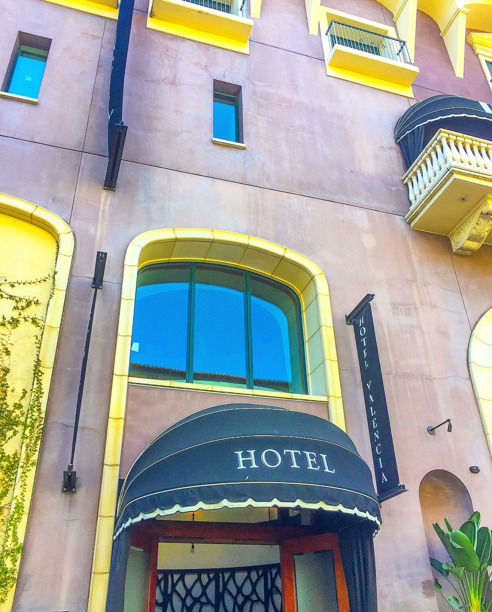 Hotel Valencia Santana Row in San Jose, California