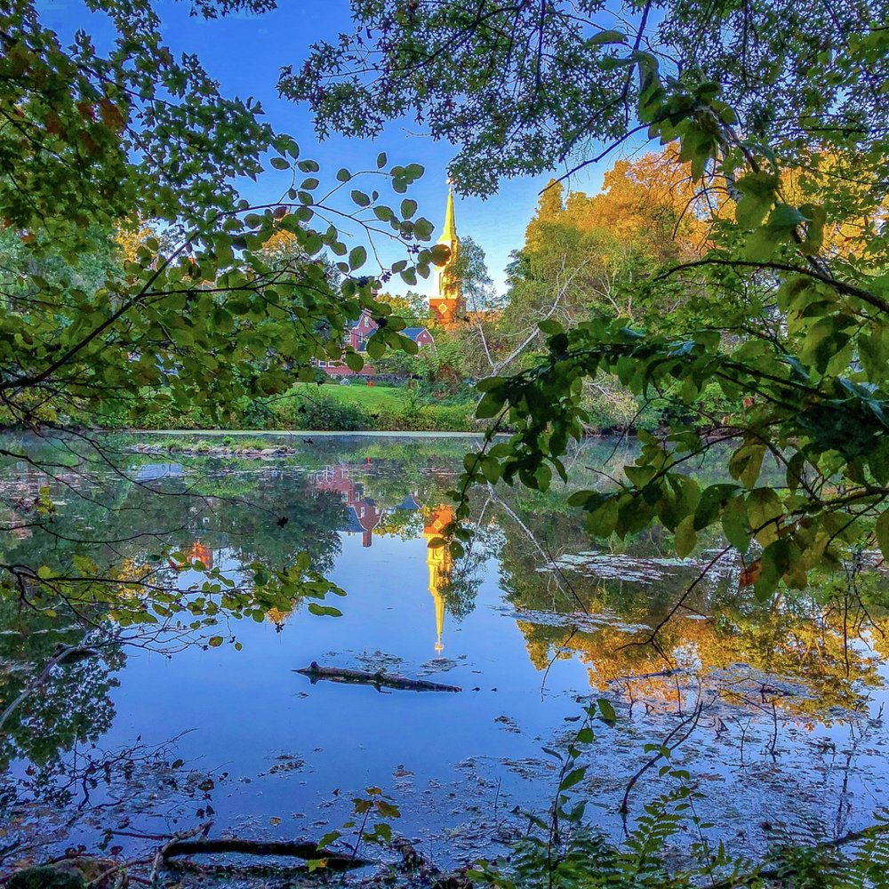 Moncrieff Cochran Sanctuary in Andover, Massachusetts
