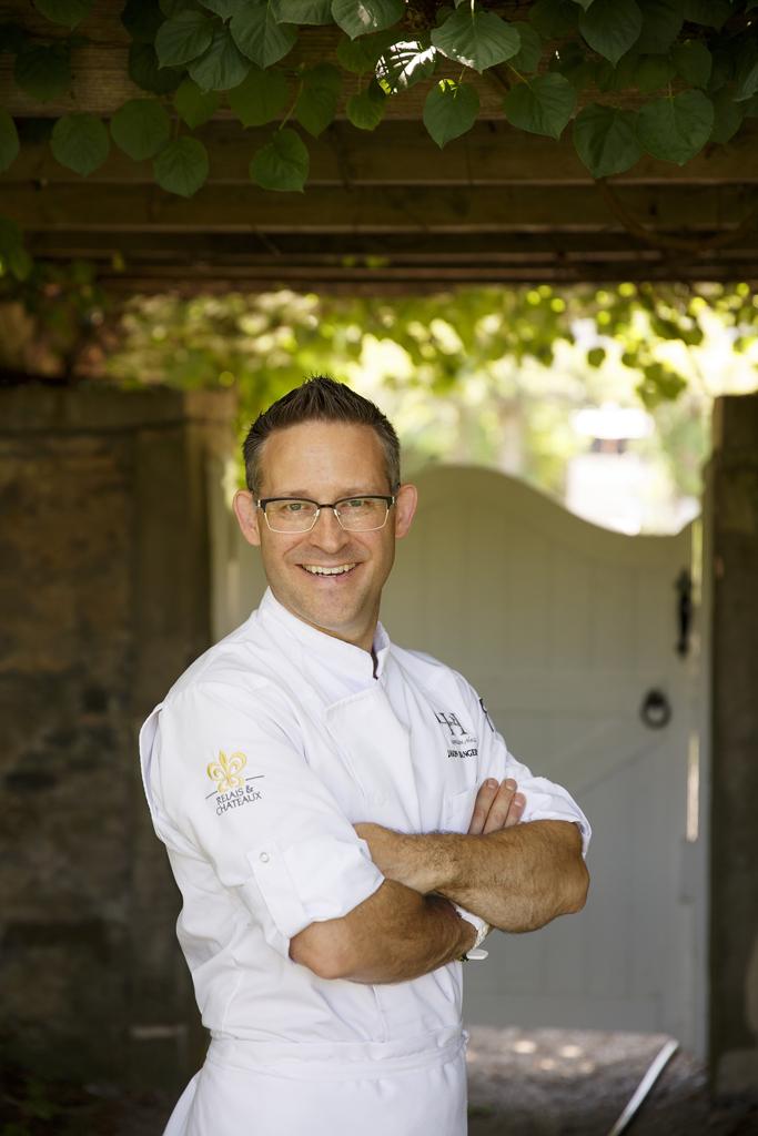 Executive Chef Jason Bangerter