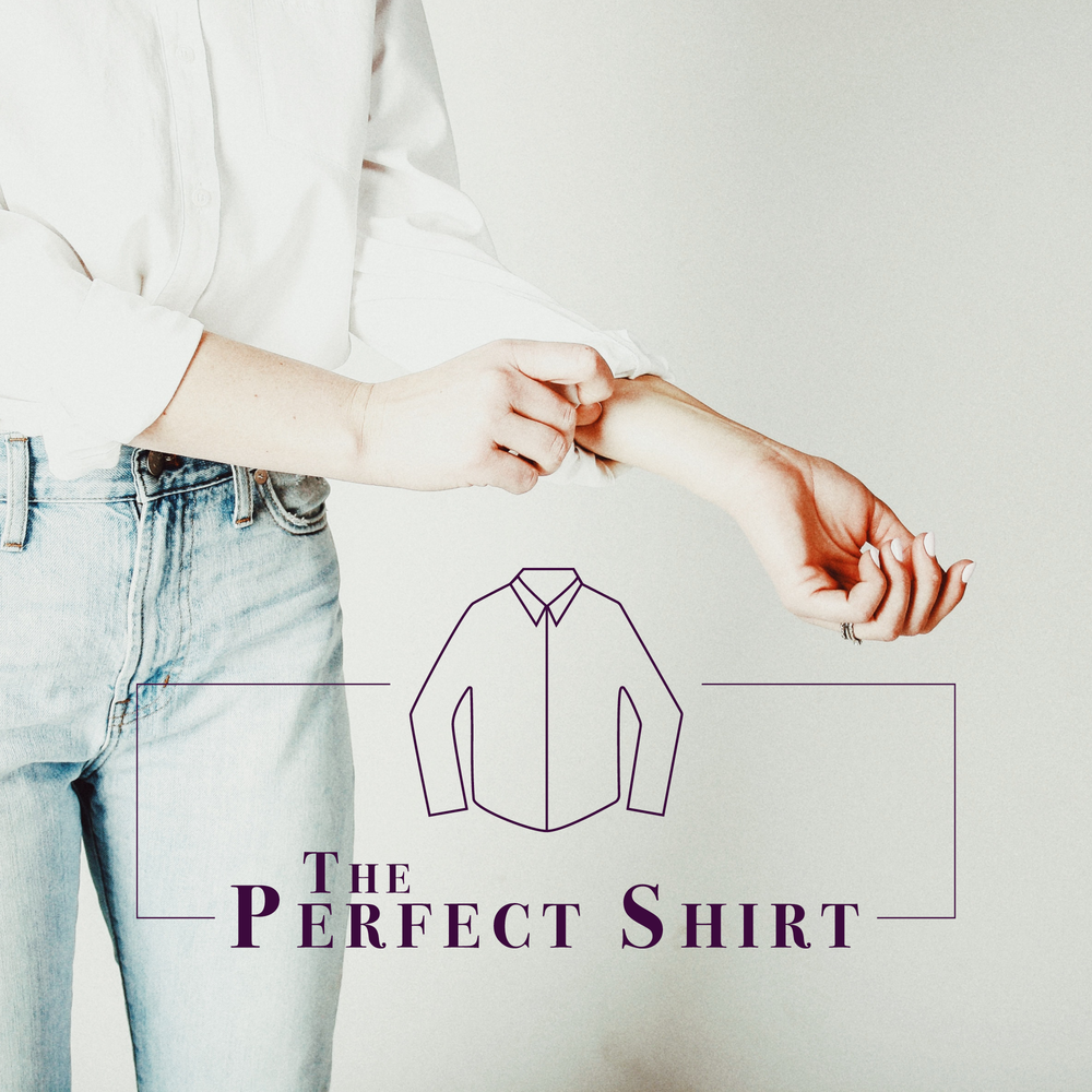 Brand design, Custom Illustration  The Perfect Shirt