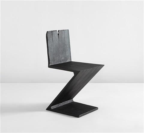 Maarten Baas - Zig Zag Chair