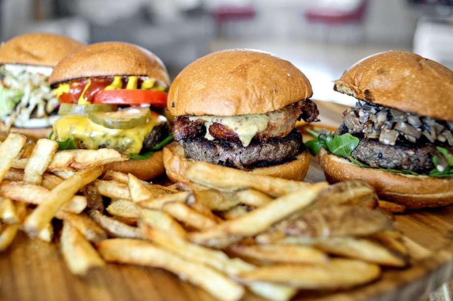 Midland Burger Company Burgers