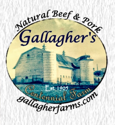 Gallagher's Centennial Farm - Established 1905, located on the west side of Traverse City. Their cattle are locally grown, antibiotic free, and free from growth hormones, which in turn makes for an excellent burger.