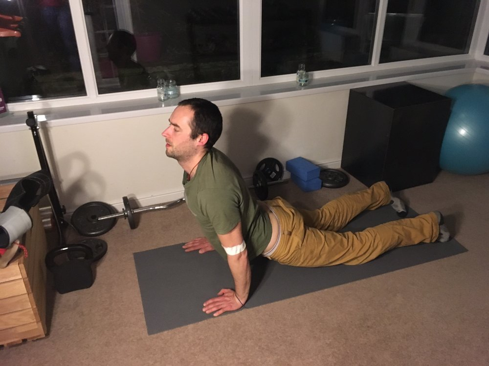 Yoga really helps with injuries and has the added benfit of giving you a stronger core.