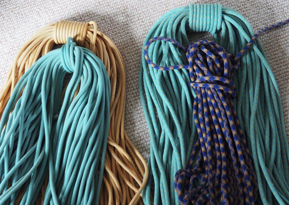 Half ropes, Single ropes, short scrambling rope, what to choose?