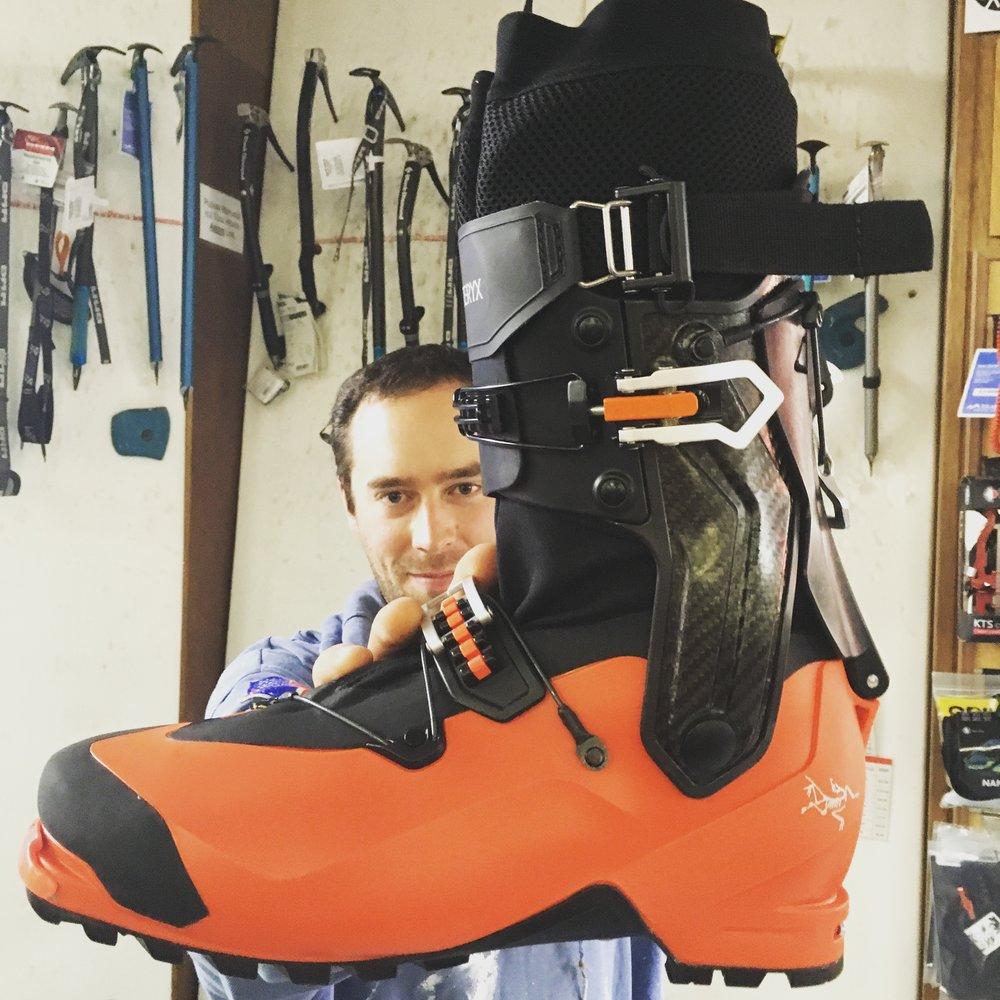 Arcteryx Procline Ski Boots