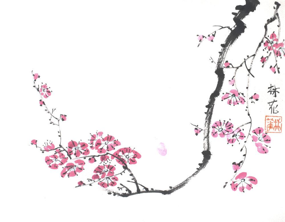 plum blossom 4 Gentlemen .jpg