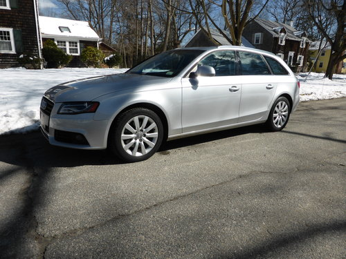 2009 Audi A4 Avant Quattro Wagon Barry Bixby Automotive