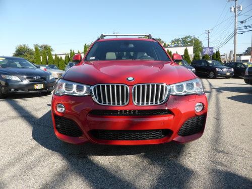 2015 BMW X3 35 X Drive AWD M Sport Package Barry Bixby Automotive