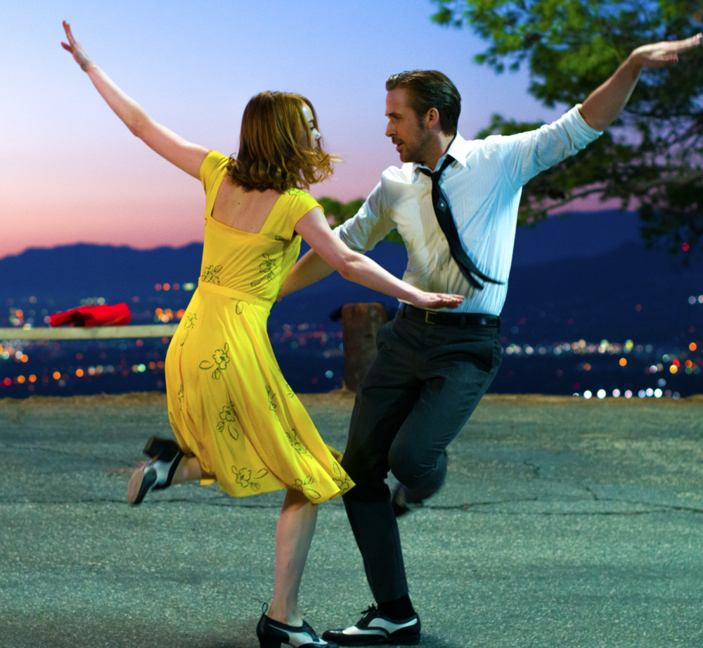 Lionsgate Films use the bar to launch the home release of La La Land in the UK 09/05/17
