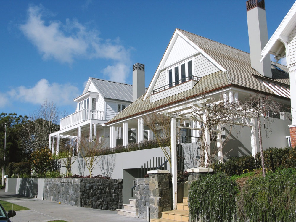 Sarsfield Street House