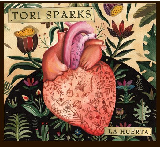 Tori Sparks 'La Huerta'