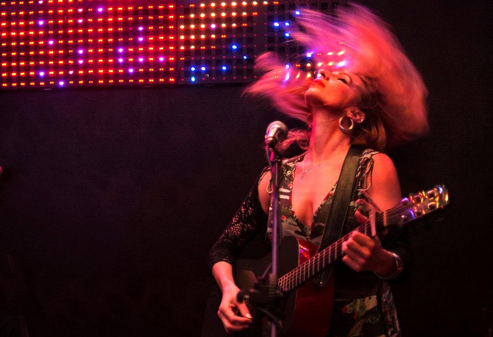 Tori Sparks Live Foto Ivor Lugo