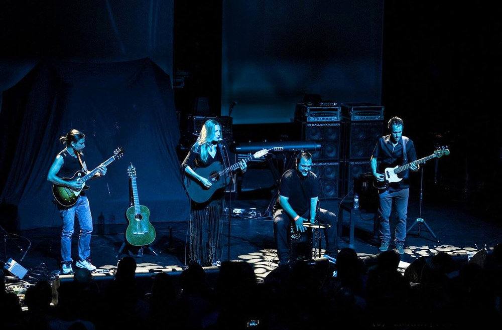 Tori Sparks Live Satriani Concert