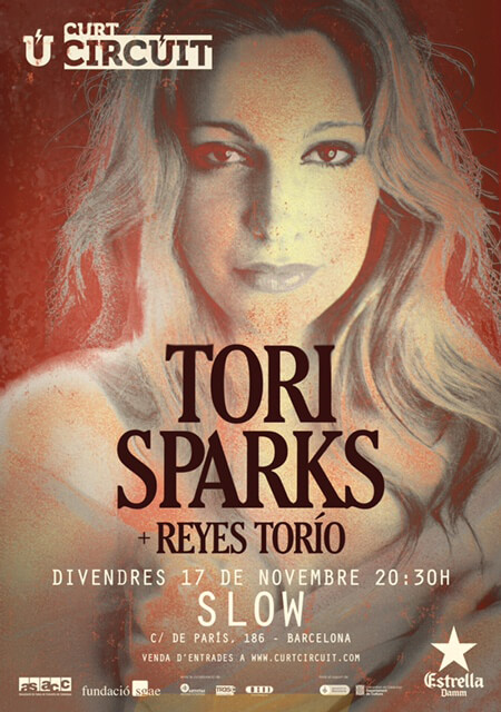 Tori Sparks Curtcircuit Sala Slow