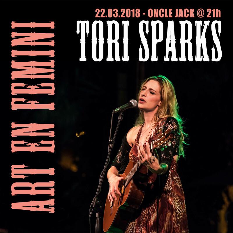 Tori Sparks Art En Femini 2018