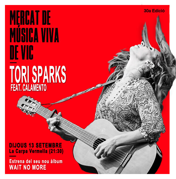 ToriSparks MMVV 2018