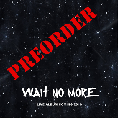 Tori Sparks Wait No MorE Preorder