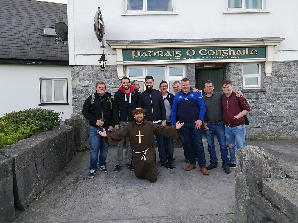 Connemara Pub Tours is a tour operator offering pub, bar and restaurant tours in Connemara, Galway, Ireland