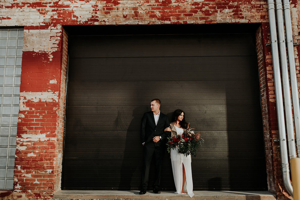 Moody Elopement in downtown OKC
