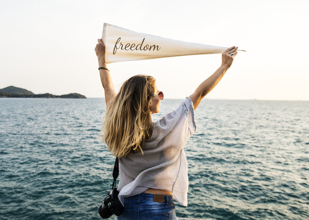 Create More Freedom In Your Life & Business—Now. -