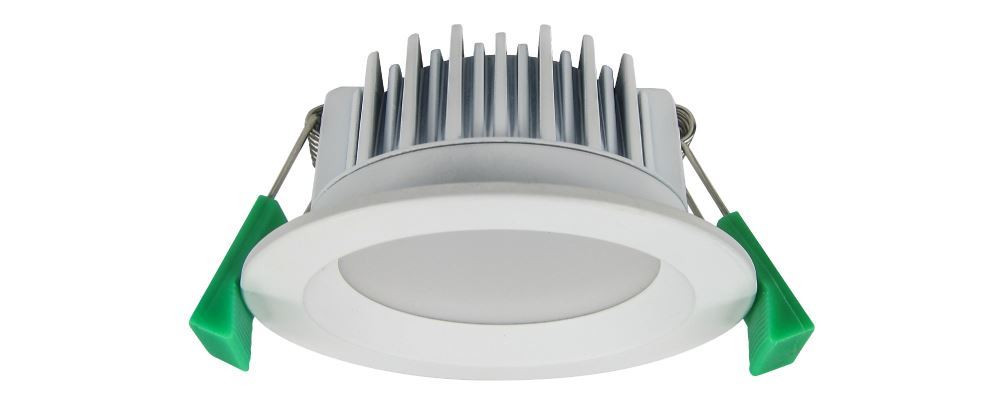 Most down lights in Kiwi homes can heat up to temperatures of 250-375 degrees Celsius-- hot enough to cause a fire in the roof cavity. Usually insulation is pulled away from down lights to prevent fires, but because of that, when you turn on your heater in winter, all the heat will rise up through your down light fittings. To solve this problem, we use lights that don't create any heat, and therefore can be covered with insulation, keeping the heat inside the home while still reducing fire risk.