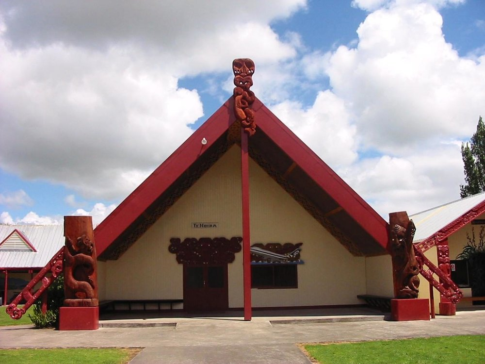 Papakura Marae upgraded their lights to LEDs and are loving having Koreros in the bright light!