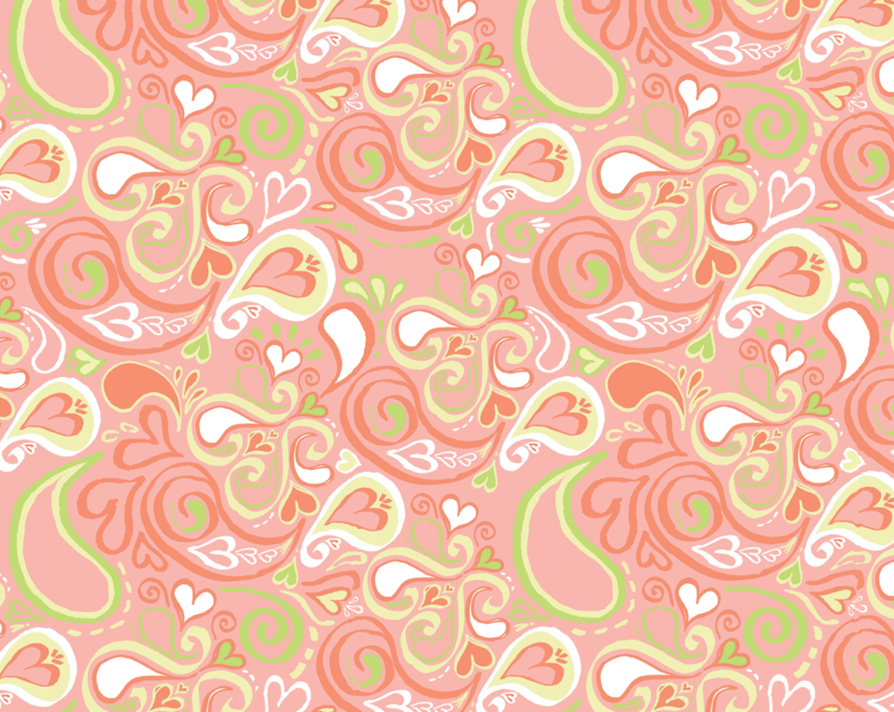 Designs on Spoonflower.com - You can preview more of my fabric designs for purchase here.